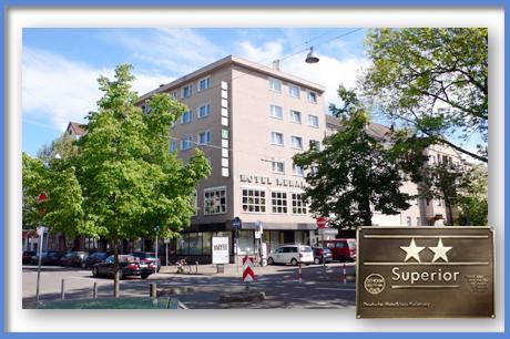 Hotel meran saarbr cken herzlich willkommen for Design hotel meran und umgebung